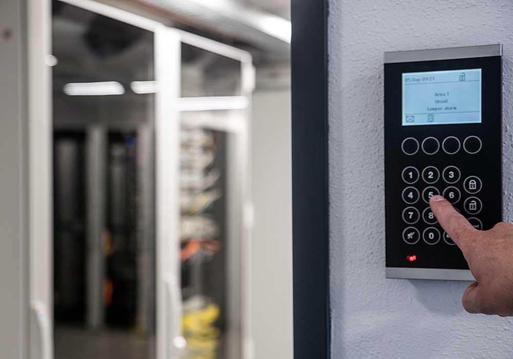 ITF Systemhaus Zugangskontrolle
